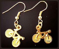 Aretes bicicletas