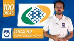 Dica 62 do Desafio 100 Dicas para INSS. Dica de Direito Administrativo por Prof. Daniel Mesquita