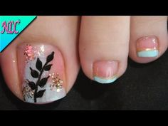 Pretty Toe Nails, Cute Toe Nails, Cute Toes, Pretty Toes, French Pedicure, Pedicure At Home, Manicure, G Nails, Toe Nail Designs