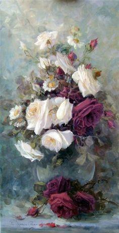 Волшебный, тонкий, аромат роз нежных и таких