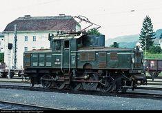 1161.07 Austria Federal Railways (ÖBB) OBB 1161 at Innsbruck, Austria by Chris Egghart