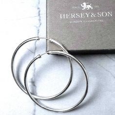Are you interested in our silver hoop earrings solid? With our sterling silver hoops earrings you need look no further.