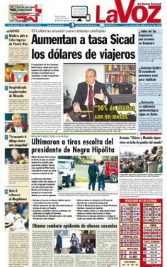 """PORTADA LA VOZ-NOTICIERO COMUNITARIO DEL TUY.@S R.FRANZ FREITES REPORTERO CIUDADANO DE """"LA VOZ""""."""