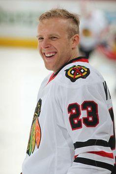 Kris Versteeg #23 Chicago Blackhawks