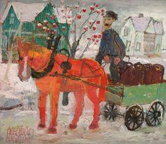 Olle Olsson-Hagalund (1904-1972)
