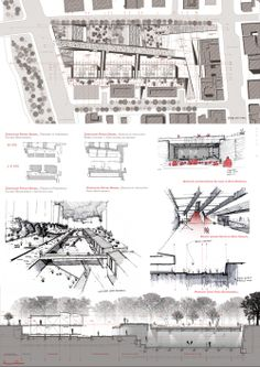 architecture architecture layout A great design can be mediocre Architecture Panel, Cultural Architecture, Architecture Graphics, Architecture Drawings, Architecture Portfolio, Architecture Design, Architecture Diagrams, Project Presentation, Presentation Layout