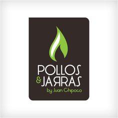 POLLOS (Miami) - Diseño de logotipo / POLLOS (Miami) - Logotype design