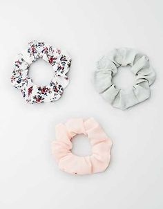 Shop Scrunchies & Hair Ties at American Eagle to find the right accessories for your day! Browse scrunchies and hair ties in new colors and designs today! Knot Headband, Headbands, Cool Scrunchies, Hair Accessories For Women, Clothes For Women, Tortoise Hair, American Eagle Outfitters, Hair Supplies, Floral Denim