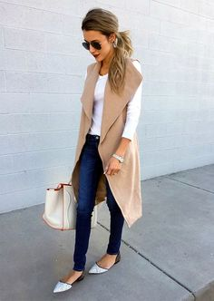 40 Appropriate Outfits With Flats For Work
