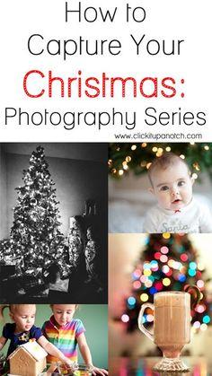 Christmas Photography Tips
