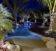 Fantastic landscape lighting around pool dis will be in my back yard! The post landscape lighting around pool dis will be in my back yard!… appeared first on Home Decor For US . landscape lighting around pool dis will be in my back yard! Beach Entry Pool, Backyard Beach, Backyard Pool Landscaping, Backyard Pool Designs, Beach Pool, Landscaping Ideas, Landscaping Equipment, Backyard Ideas, Landscaping Software