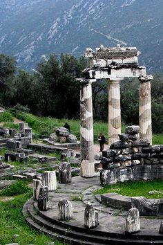 Temple of Athena......stunning