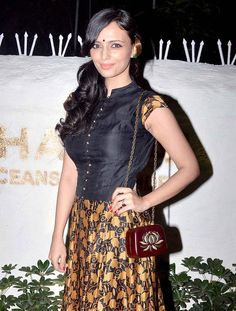 Roshni Chopra at the launch of Alvira Agnihotri's new store. #Bollywood #Fashion #Style #Beauty