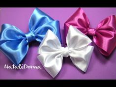 How To Make a Hair Bow.