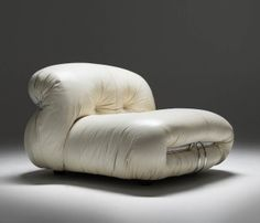 Soriana Lounge Chairs By Tobia & Afra Scarpa