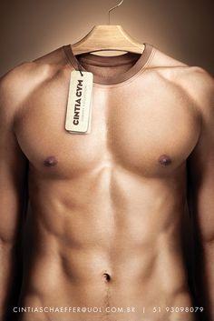 camiseta músculo