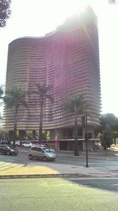 Edifício Niemeyer - Praça da Liberdade, Belo Horizonte-MG #Timbeta #timbeta
