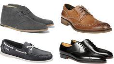 A few shoes options
