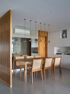 Arch Interior, Interior Design, Bedroom Furniture Design, Contemporary Interior, Sweet Home, Dining Room, Loft, House Design, Table