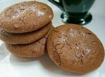 Gluten Free Molasses Crinkles Cookies | Gluten, Gluten free and ...
