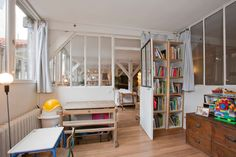 Check out this awesome listing on Airbnb: Big Loft 170 m² Canal Saint Martin…