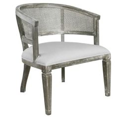 Layford Chair - Gray Limed Oak #RebekahLinkowski