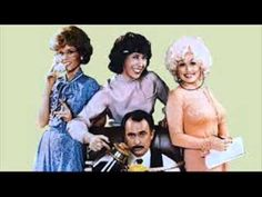 9 to 5 - Dolly Parton (Nine to Five) - YouTube