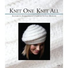 This is one of the loveliest knitting books I have purchased in a long time.  It is well worth the cost of buying the hardbound copy.  A whole years worth of great garter stitch patterns for the whole family.