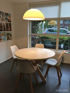 Binnenkijken in … een woonkamer in moderne design stijl in Vleuten na STIJLIDEE Interieuradvies en Styling via www.stijlidee.nl