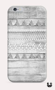 iPhone Case iPhone 4 Case & iPhone 4S, Case iphone 5 Case & iPhone 5S Case, iPhone 5C Case, iPhone 6 Case & iPhone 6, Plus  wood aztec Pattern