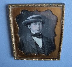 Good 1 16th Plate Ambrotype of A Young Man Silas Henry Stevens Boston Uncased | eBay