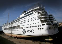 MSC Armonia stretch extension