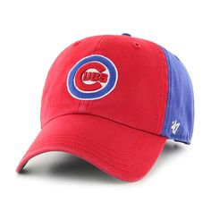 e0058625e5984 Chicago Cubs 47 Brand Royal Clean Up Adjustable Hat - Low Prices   Quick  Shipping at