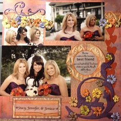 S is for Sisters pg#2 - Scrapbook.com