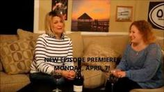 Preview: Talk Show Web Series featuring Stacey Walters,  local small business owner of Sweet T's Coffee, Beer & Wine in the Outer Banks of North Carolina