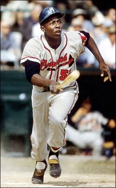 Opening Day Icon | Hank Aaron