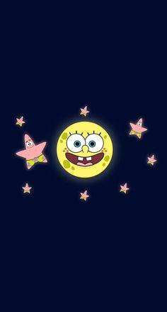 New Spongebob Squarepants Wallpapers Disney Phone Wallpaper, Cartoon Wallpaper Iphone, Star Wallpaper, Tumblr Wallpaper, Cute Cartoon Wallpapers, Aesthetic Iphone Wallpaper, Cool Wallpaper, Wallpaper Backgrounds, Wallpaper Spongebob