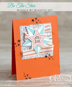 nice people STAMP!: Goodbye Be the Star