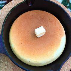 大好きなホットケーキ♡カフェででてくるような、分厚いホットケーキを焼くには、あるモノを入れるだけなんです。他にもコツとアレンジレシピを紹介します。