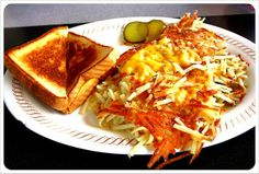 waffle house food  images | waffle house grilled cheese | food