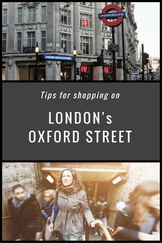 London - tips for sh