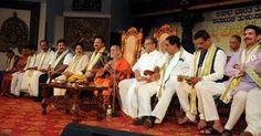 MANGALURU, December 15, 2014- MP Nalin Kumar Kateel attends the valedictory function of Vishwa Tuluvere Parba 2014.