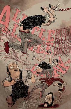 Rafael Grampa comics
