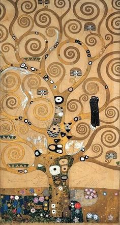 Tree of life, Klimt