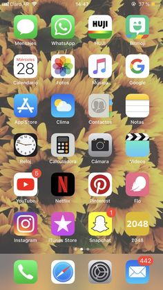 Inicio /apps - New Sites Iphone Home Screen Layout, Iphone App Layout, Organize Apps On Iphone, Supreme Iphone Wallpaper, Whats On My Iphone, Phone Organization, Cute Phone Cases, Snapchat, Homescreen