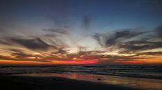 Sunset @ Melkbos - Cape Town, South Africa Beautiful Sunset, Cape Town, Places Ive Been, South Africa, Celestial, Beach, Outdoor, Outdoors, The Beach