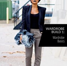 Be stylish on a budget.   Wardrobe Build: The Basics walks you through four steps to building a  wardrobe that can crossover from work to play without breaking the bank, or  being on a tight budget.  This eBook teaches you the basic and classic  pieces that will allow you to be fashionable on the job, and off the clock  without feeling the need to have two separate wardrobes or wearing the same  outfits.  Your basics are the key pieces in any woman's wardrobe - they allow you to  stay…