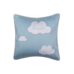 Petite Vigogne - Cloud pillow.  100% Pima cotton