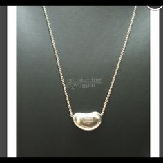 Tiffany&co elsa peretty necklace Use short time 2 or 3 times .no box Tiffany & Co. Jewelry Necklaces