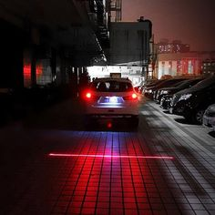 Anti Collision Rear-End Car Laser Fog Lamp #Car, #Effective, #Lamp